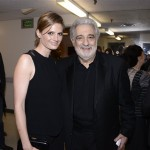 Placido Domingo, Stana Katic