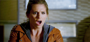 """Castle: 5.02 """"Cloudy With A Chance Of Murder"""" @ AXN / AXN HD"""