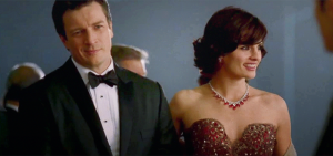"""Castle: 1.07 """"Home Is Where The Heart Stops"""" @ AXN / AXN HD"""