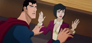 Superman: Sem Limites @ Warner Channel / Warner Channel HD