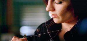 "Castle: 1.05 ""A Chill Goes Through Her Veins"" @ AXN / AXN HD"