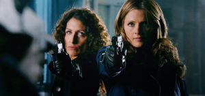 """Castle: 6.03 """"Need To Know"""" @ AXN / AXN HD"""