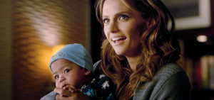"Castle: 6.10 ""The Good, The Bad & The Baby"" @ AXN / AXN HD"
