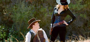 "Castle: 7.07 ""Once Upon A Time in The West"" @ AXN / AXN HD"