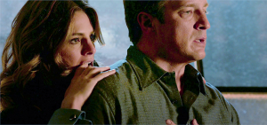 "Castle: 7.12 ""Private Eye Caramba!"" @ AXN / AXN HD"
